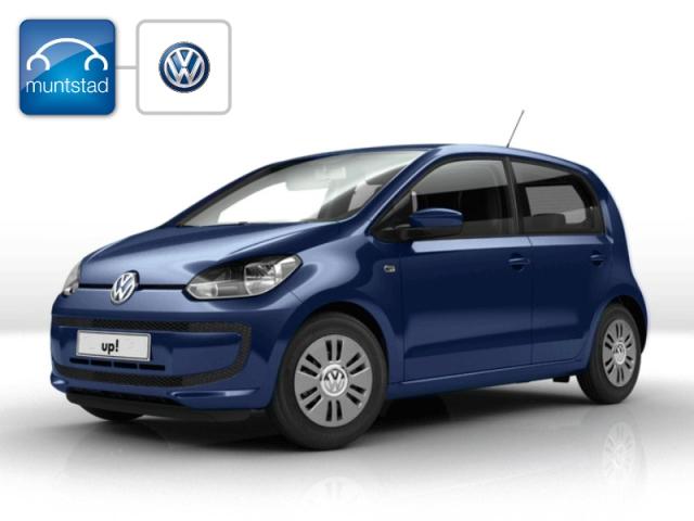 Volkswagen Up! Move up! bmt 4-deurs 1.0 44 kw / 60 pk 5 versn. hand