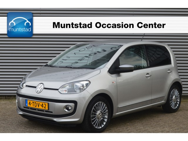 Volkswagen Up! 1.0 60 pk 5 deurs cheer up! bluemotion airco 15 inch lm velgen