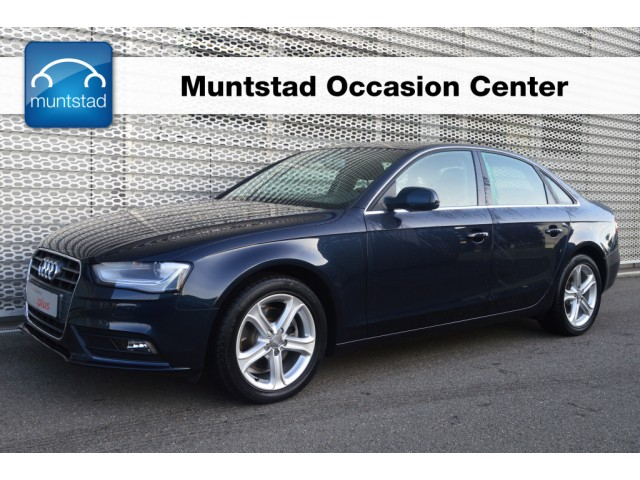 Audi A4 1.8 tfsi 170 pk pro line business navigatie climatronic cruise control 17 inch lm velgen