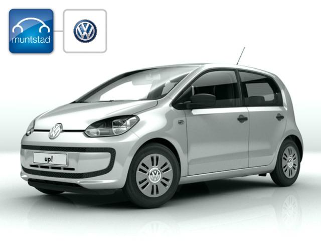 Volkswagen Up! Take up! bmt 4-deurs 1.0 44 kw / 60 pk 5 versn. hand