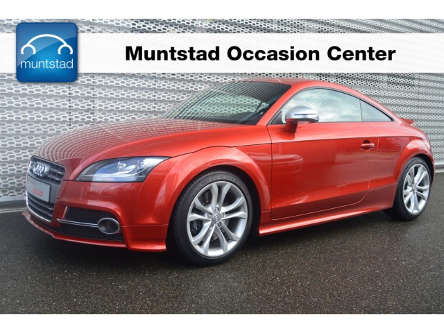 Audi Tt 2.0 t tts 272 pk pro line navigatie climatronic leder cruise control xenon 18 inch lm velgen