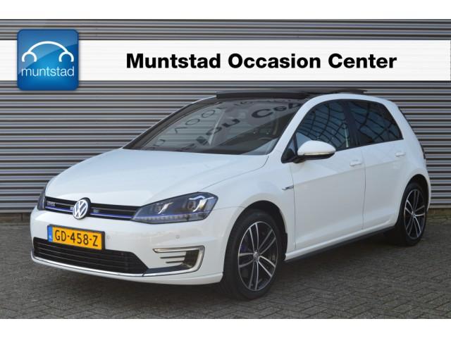 Volkswagen Golf 1.4 tsi 204 pk dsg automaat gte navigatie panoramadak led pdc 17 inch lm velgen