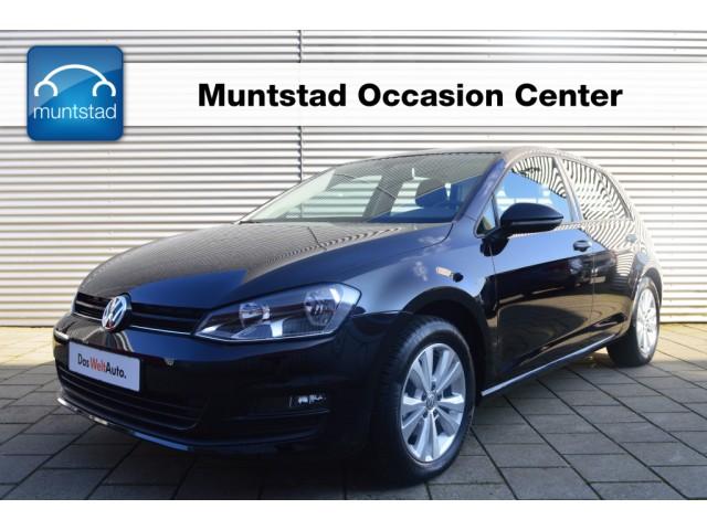 Volkswagen Golf 1.2 tsi 105 pk 5 deurs comfortline navigatie climatronic cruise control pdc 16 inch lm velgen