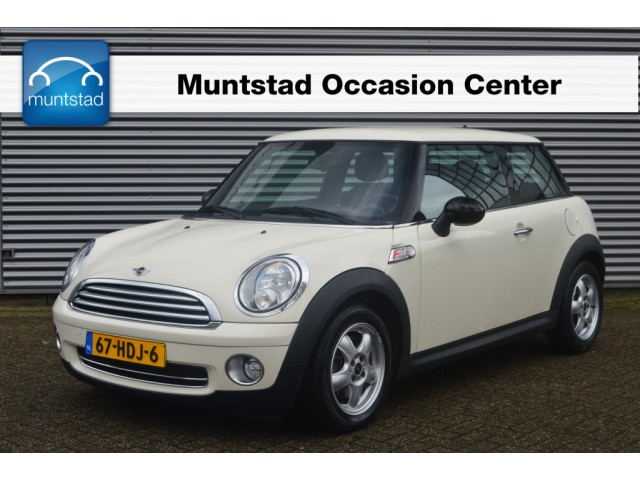 Mini Mini 1.4 95 pk one pepper airco 15 inch lm velgen