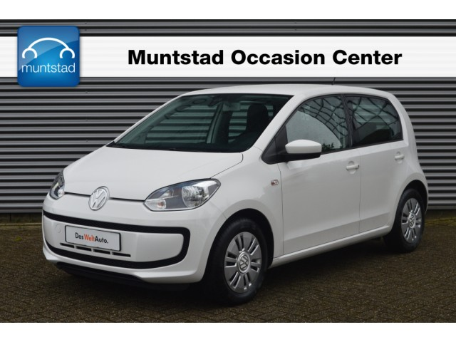 Volkswagen Up! 1.0 60 pk 5 deurs move up! bluemotion airco cruise control
