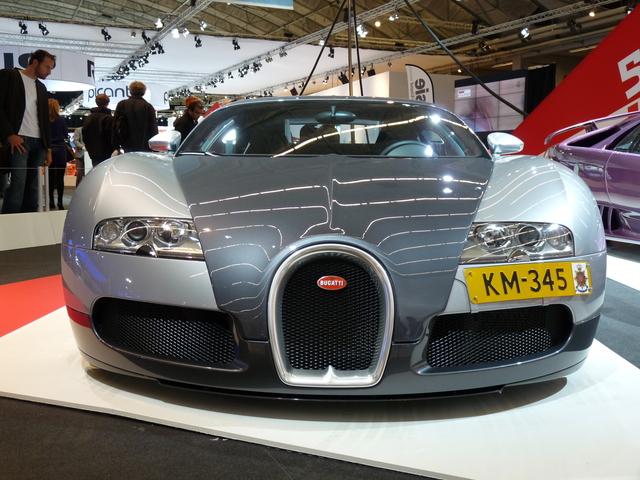 Bugatti Veyron 16.4 automaat basis + adaptive