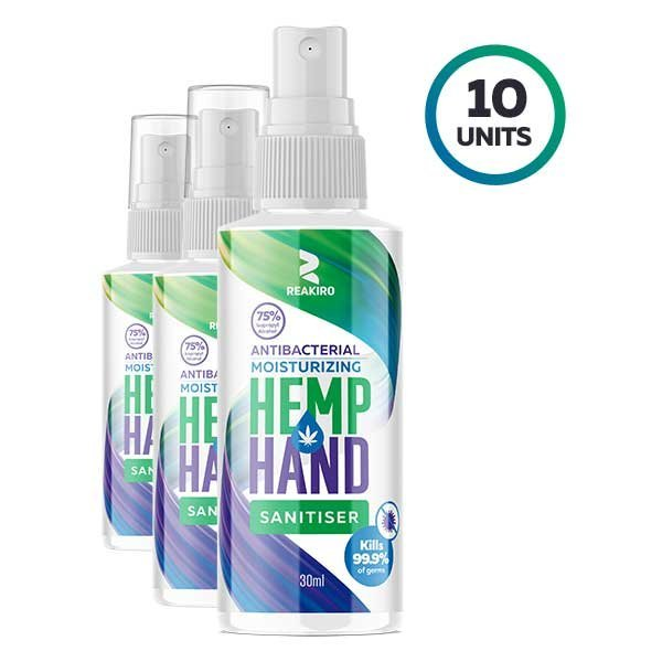 Hand Sanitizer Spray 10 units