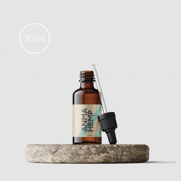 ANMA™ HEMP SEEDS OIL 10ml · 30ml