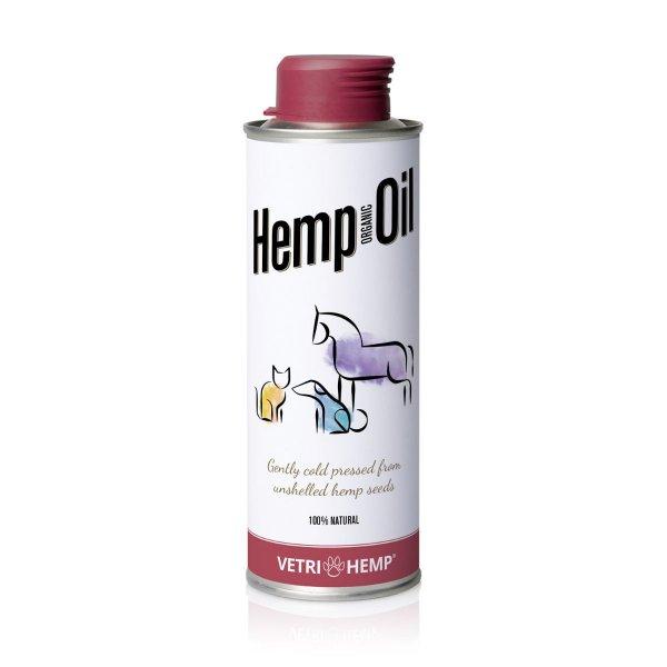 Organic Hemp oil for pets, 250ml