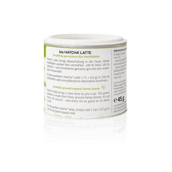 Hatcha® Latte