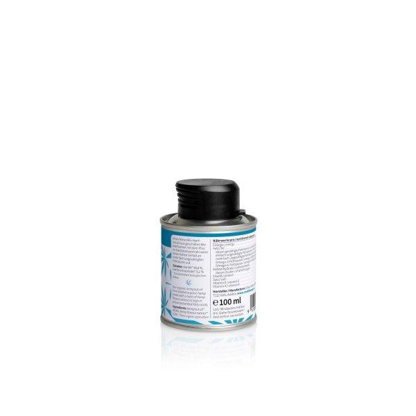 Organic Hemp Oil+ Plus CBD 100ml