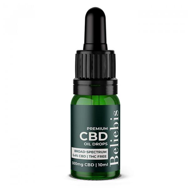 Premium CBD Oil 10ml