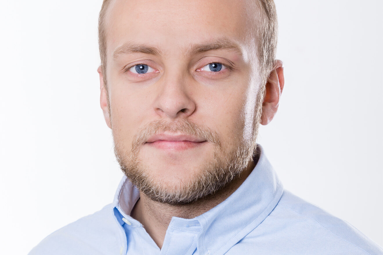 Maßgeblich am Erfolg der HONGi Crowdfunding-Kampagne beteiligt: Vsevolod Shchepanskyi, Co-Founder, Head of Business Development and Strategy