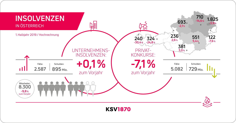 Insovenzstatistik KSV a3bau