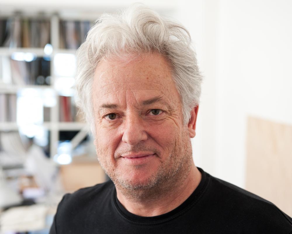 Porträt Rainer Köberl