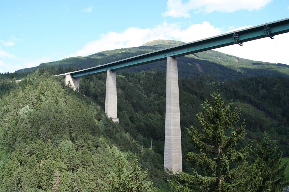 Europabrücke Tirol