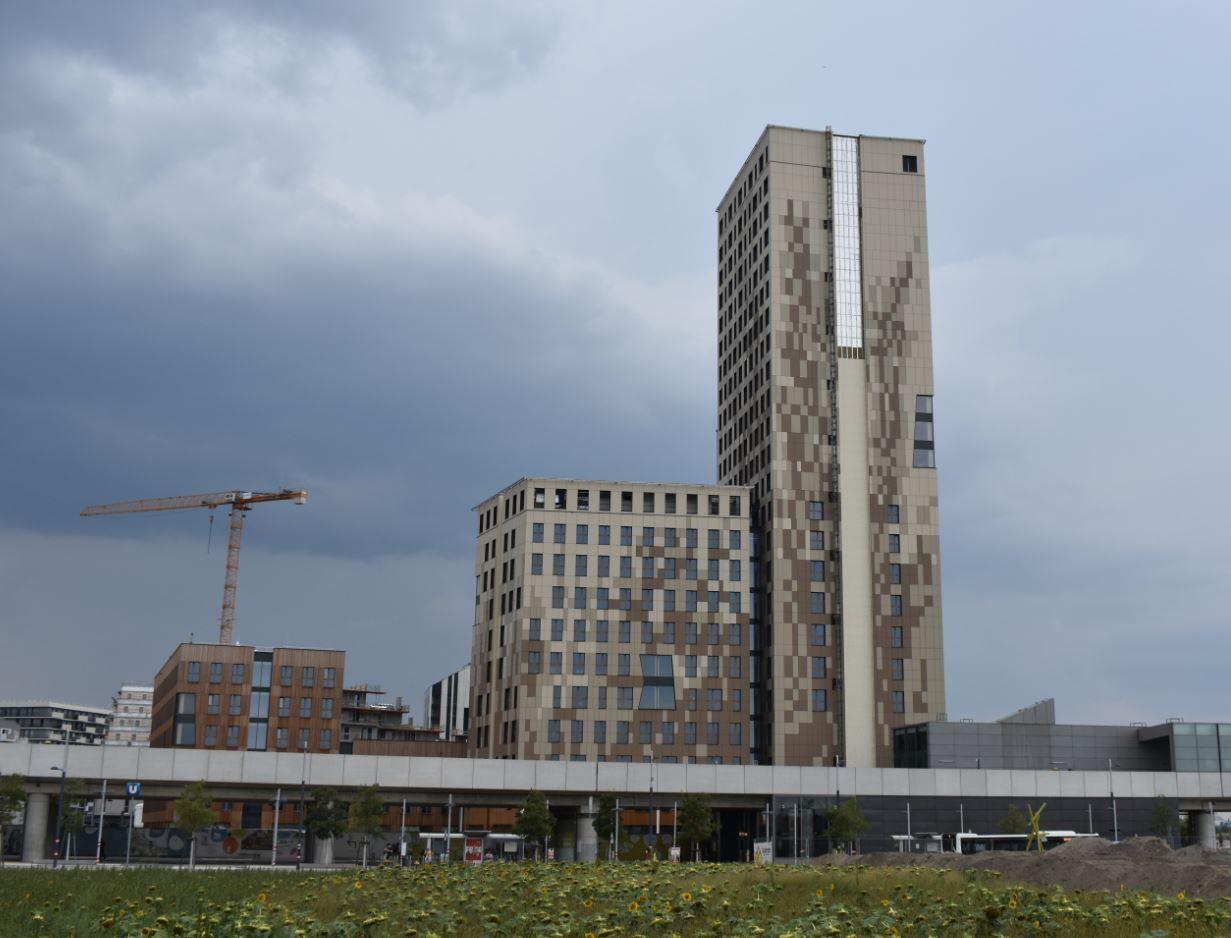 HoHo Seestadt Aspern 3 Bauteile a3bau