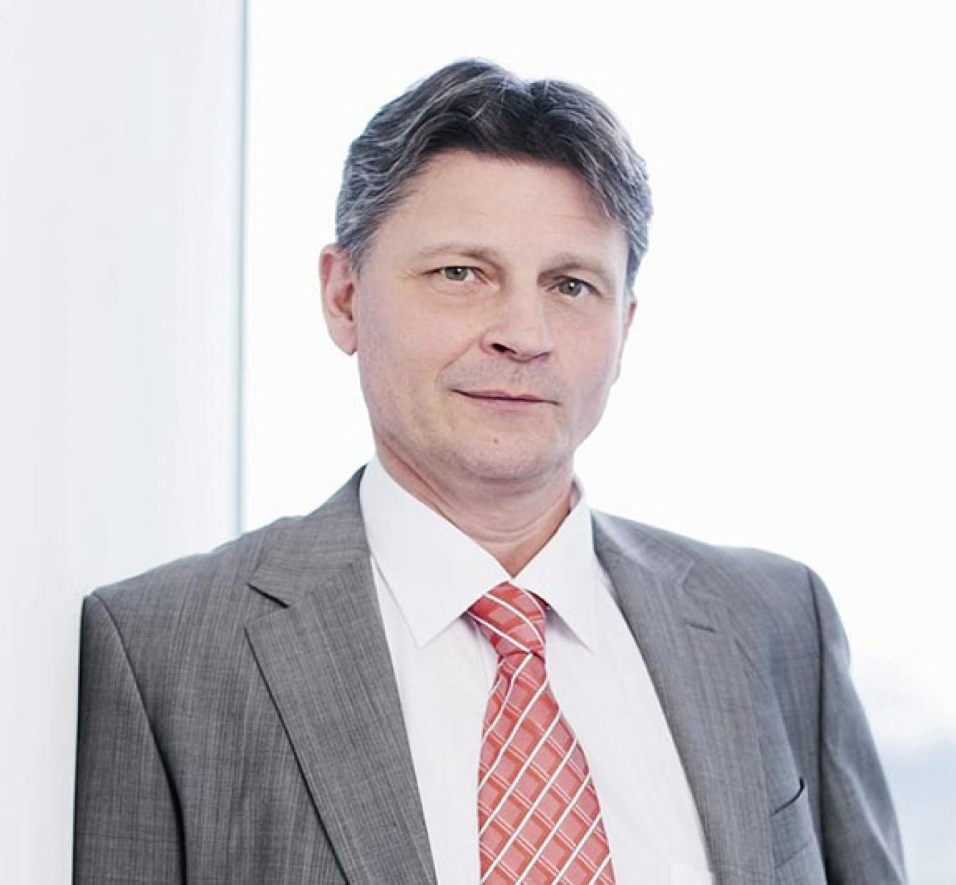 Gerhard Schenk, Apleona HSG GmbH