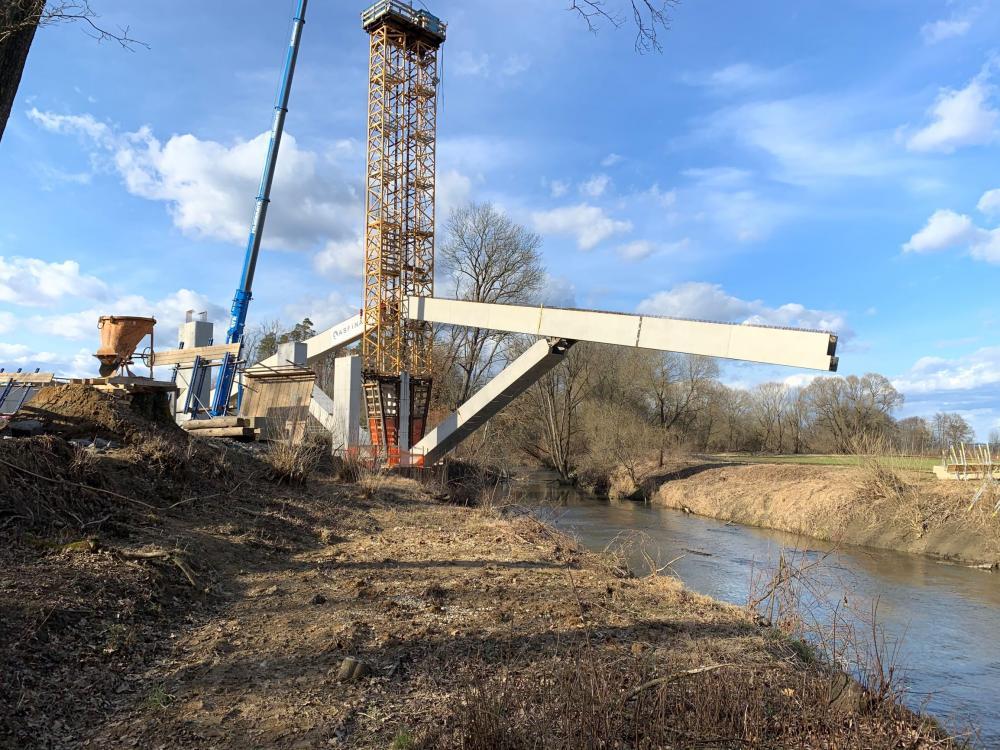 Klappbrücke Asfinag