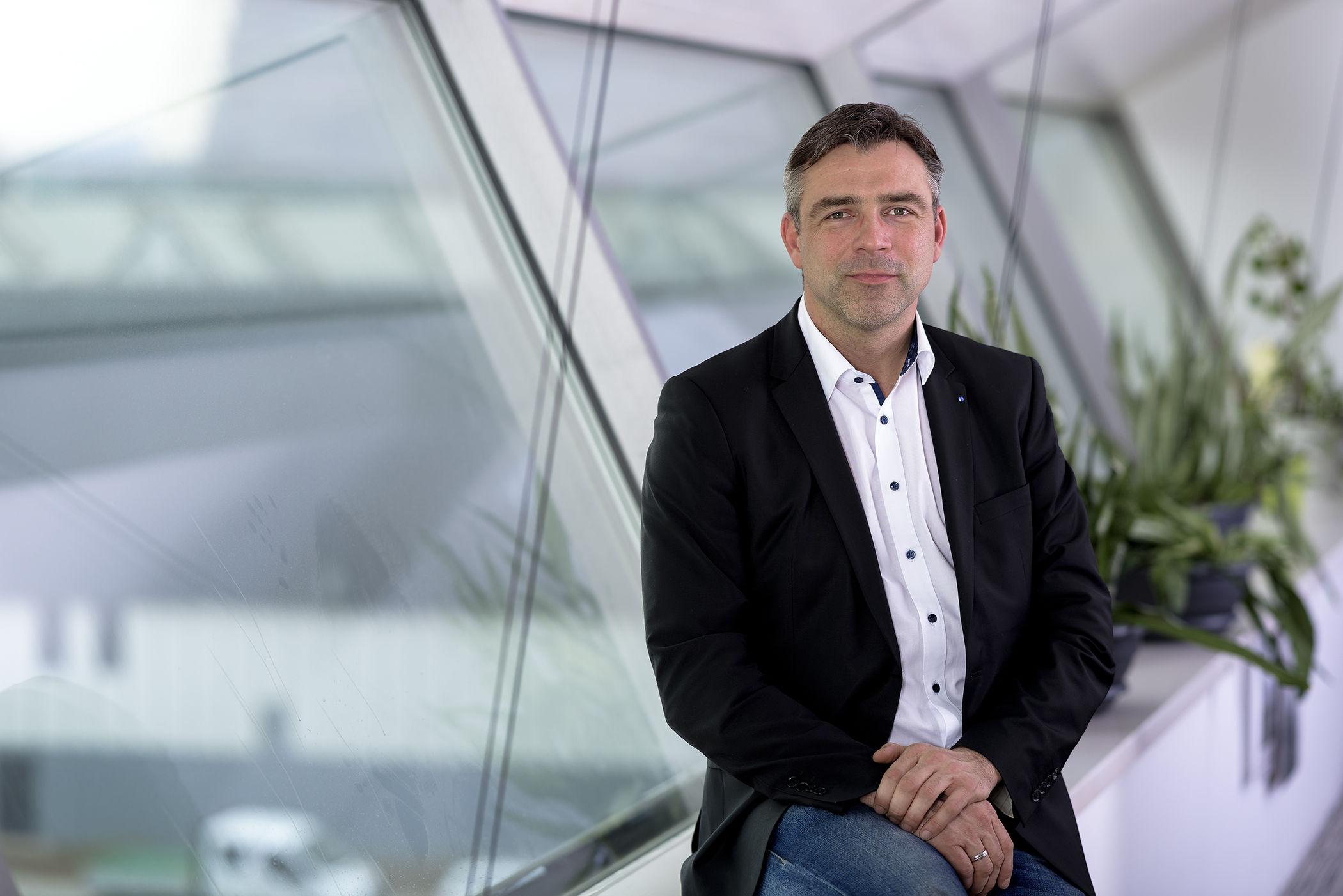 Thomas Korol, Geschäftsführer Ishap | Foto von Korol Ishap