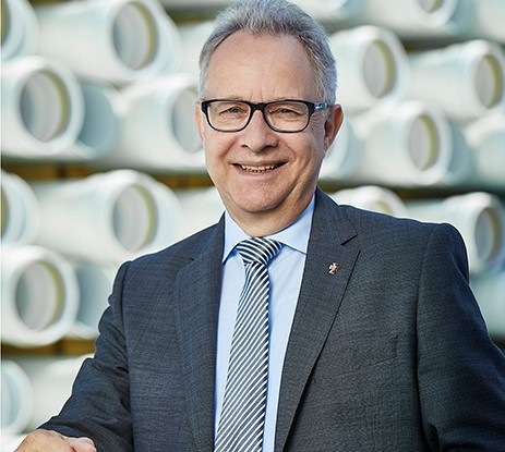 Wolfgang Lux CEO Poloplast