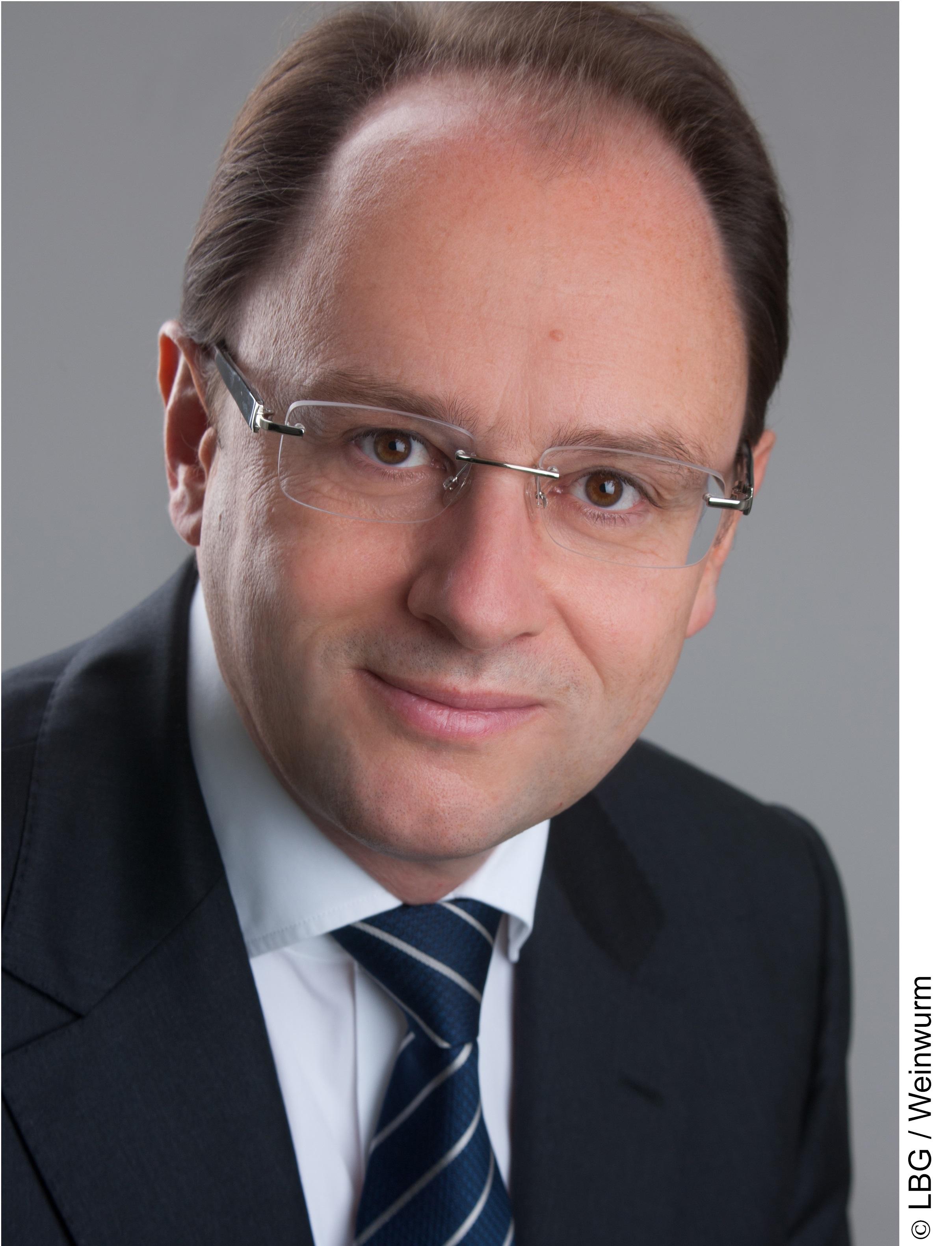 Mag. Heinz Harb LBG Österreich