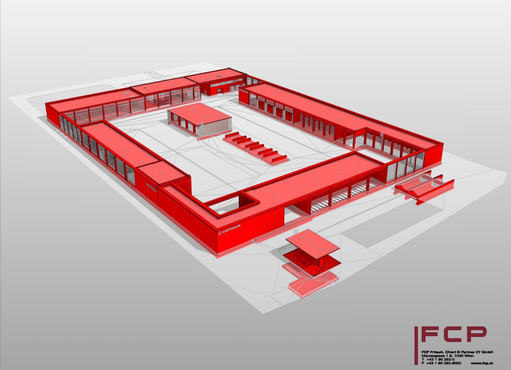 Leyrer + Graf FCP BIM-Planung