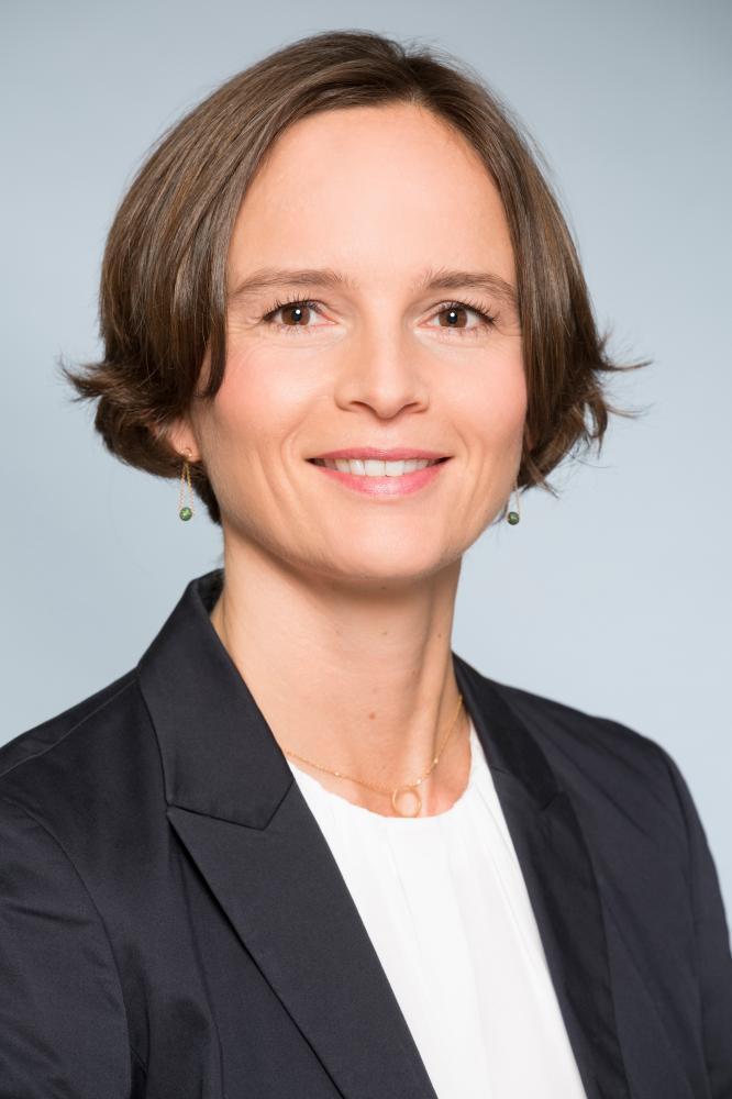 Ingrid Janker Porträt