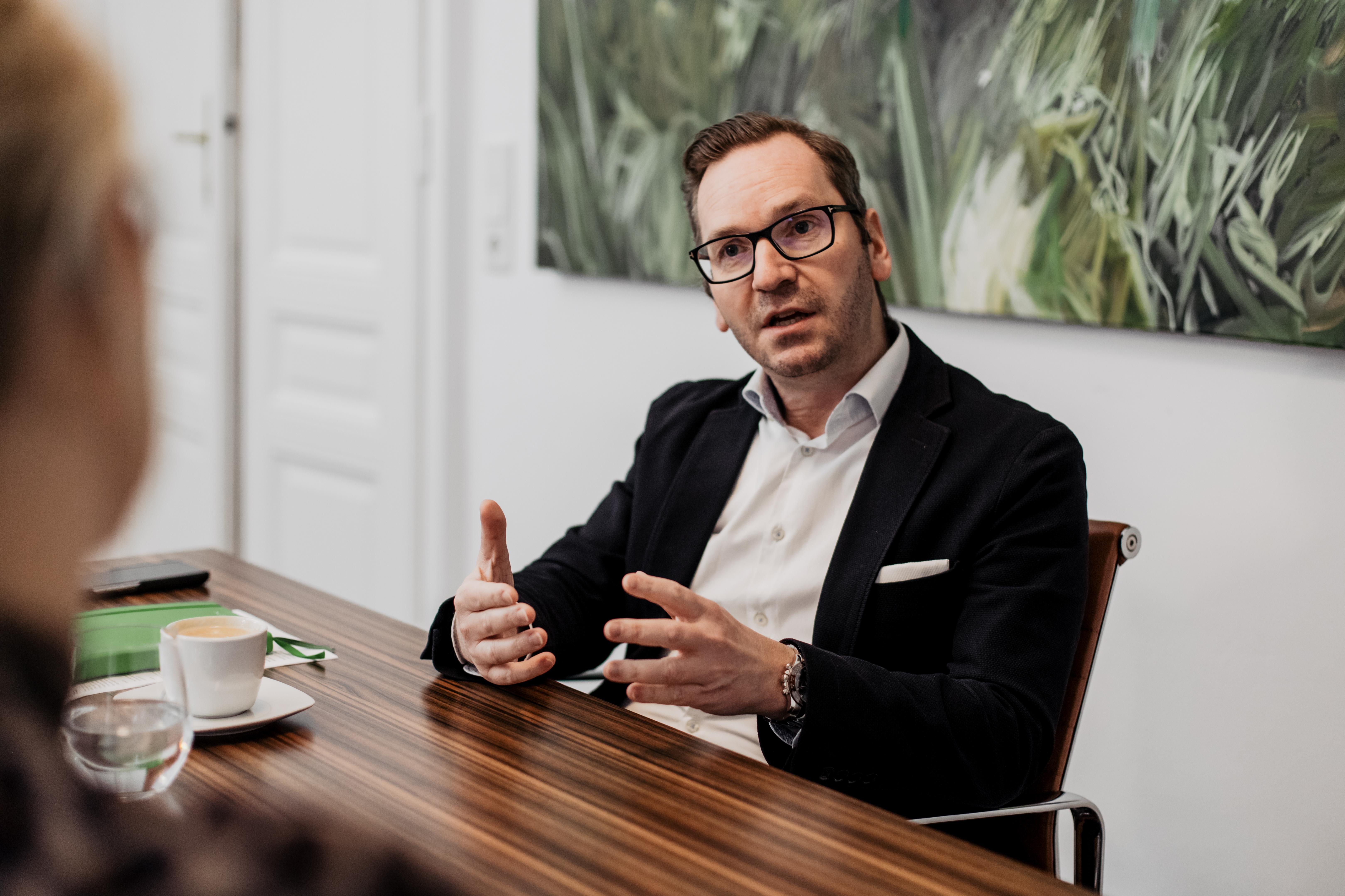 Roland Schmid im Interview