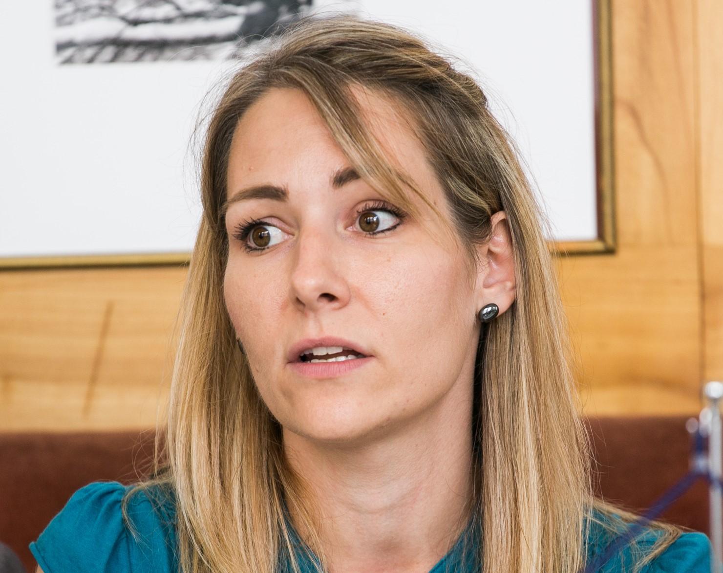 Vera Immitzer Bundesverband Photovoltaic Austria