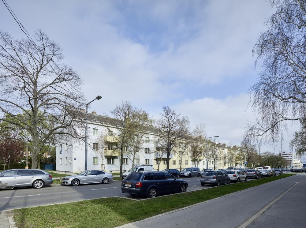 Wohnhausanlage Maroltingergasse