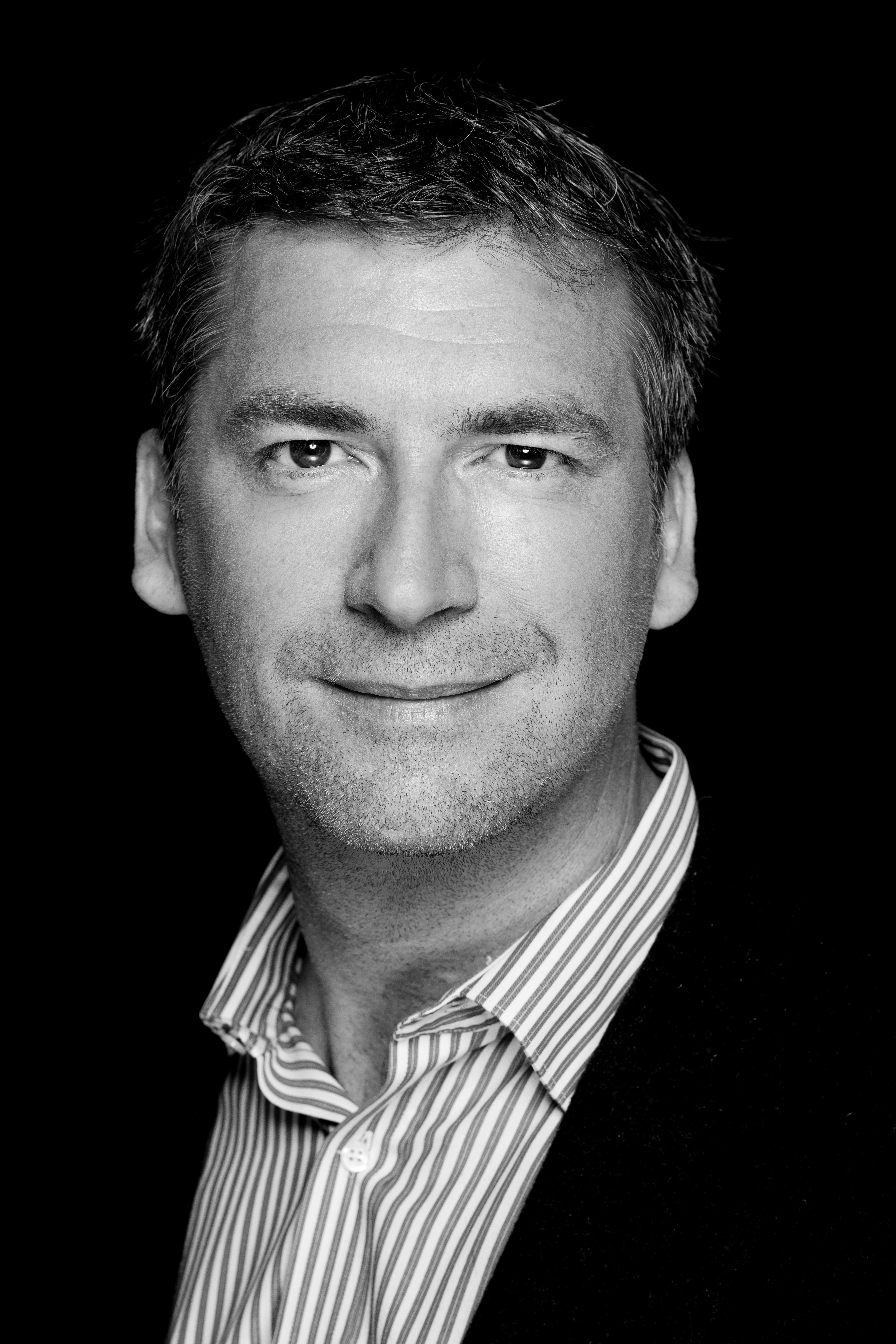 Porträt Wolfgang Grasl