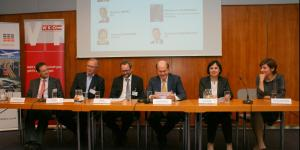 Podiumsdiskussion GSV Forum Innovationspartnerschaft