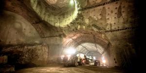 Semmering Basistunnel Hochtief