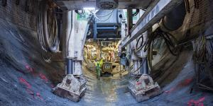 Brenner Basistunnel Ahrental