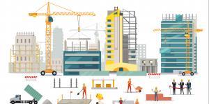 Baukosten Baustelle a3BAU
