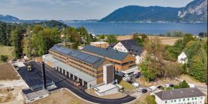 Forstliches Bildungszentrum Traunkirchen a3bau