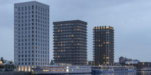 Westkaai Towers a3bau Wienerberger