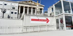 Sanierung Parlament a3bau