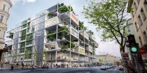Ikea Westbahnhof a3bau