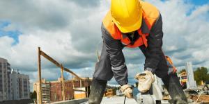 Bauarbeiter a3bau