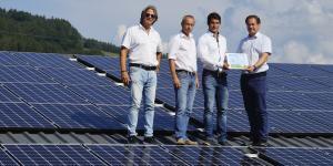STS Betonfertigteile Photovoltaik a3bau
