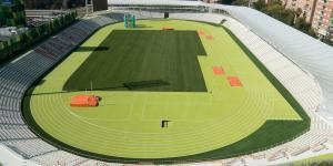 Grünstes Stadion in Spanien