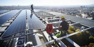 Haus des Meeres Photovoltaik a3bau