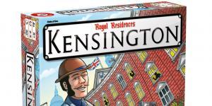 Kensington Brettspiel a3bau