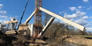Klappbrücke S 7 Asfinag