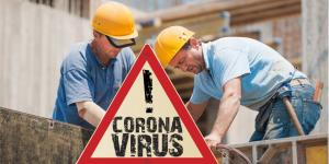 Coronavirus Bau