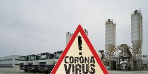 Corona Virus infiziert die Bauwirtschaft
