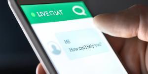 Corona chatbot startup