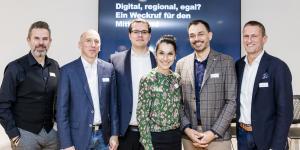 Silberball Studie Digitalisierung KMU
